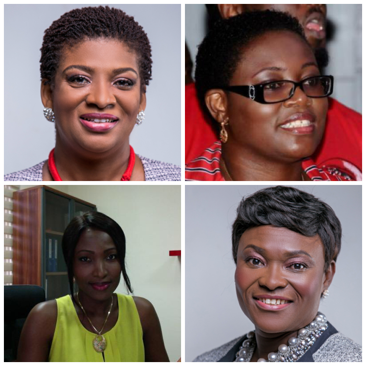 EWN MEMBERS ARE PART OF THE 100 MOST OUTSTANDING WOMEN ENTREPRENEUR IN GHANA